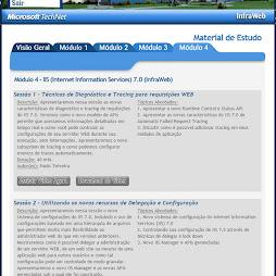 Projeto: TechNet Brasil Portais Experience