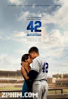 Số Áo 42 Huyền Thoại - 42 (2013) Poster