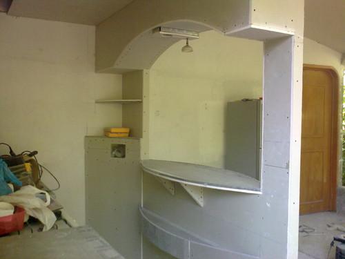 Acabados en interiores y exteriores tablaroca y durock for Disenos de interiores en tablaroca