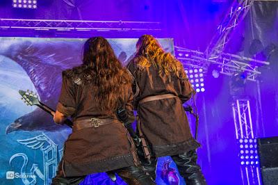 Arkona au Hellfest 2015