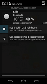 My-Weather-Indicator en Android