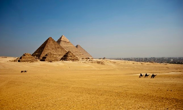 Heritage: Young experts bring fresh ideas to Egypt. archaeology