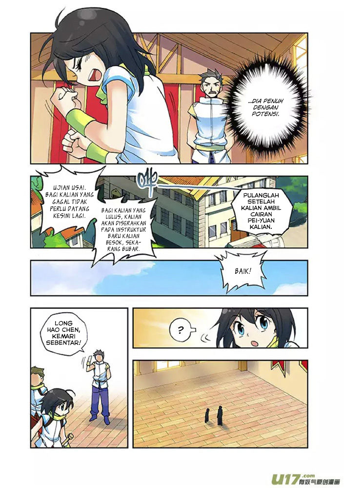 Baca Manga Shen Yin Wang Zuo Chapter 2 Komik Station