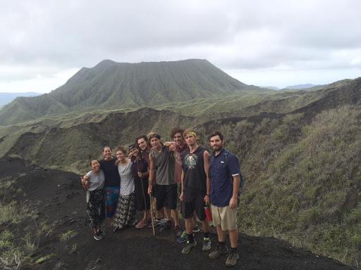 Wild Heart DTS - Climbing Volcanoes