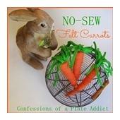 CONFESSIONS OF A PLATE ADDICT No-Sew Felt Carrots_thumb[3]