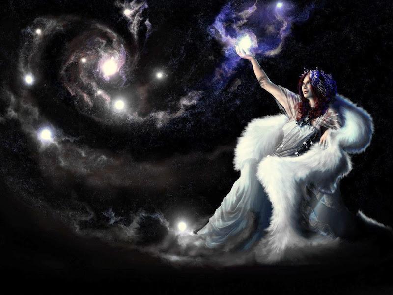 Star Goddess, Goddesses