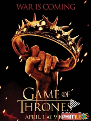 Phim Trò Chơi Quyền Vương 2 - Game of Thrones 2 (2012)