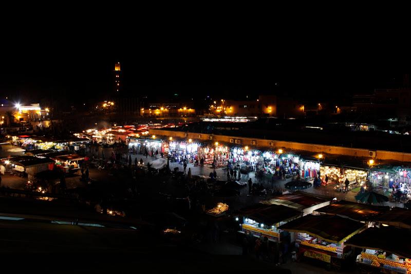 Plaza Jemaa el-Fnaa