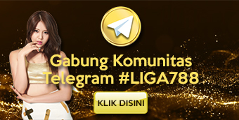 Komunitas Telegram Liga788