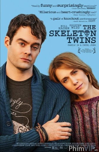Song Sinh Tìm Lại - The Skeleton Twins poster
