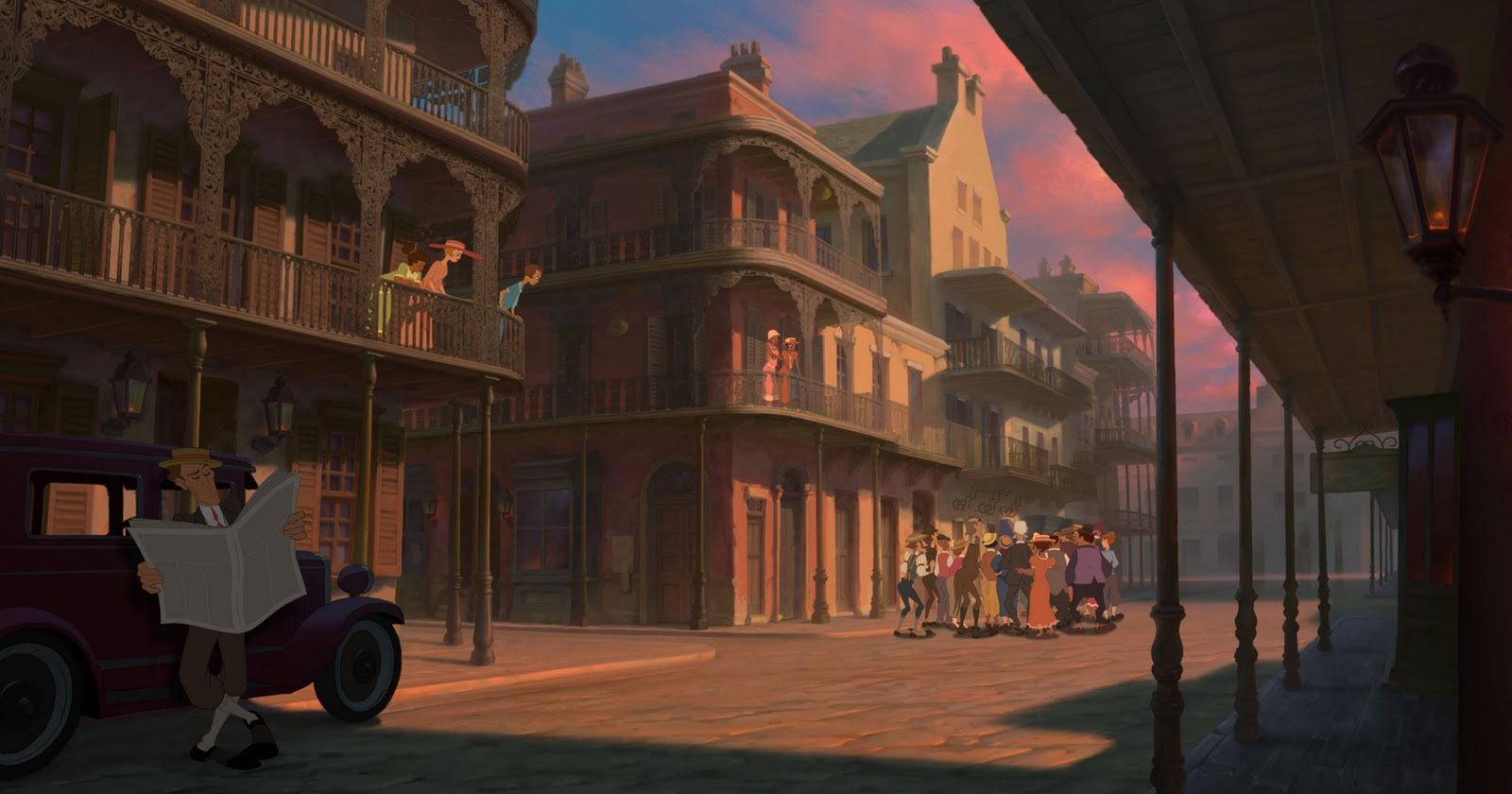 first impressions: the princess and the frog