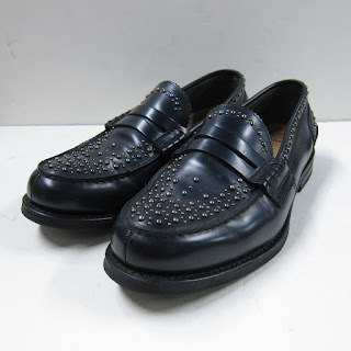 Church's Studed Loafers