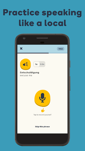 Learn Languages with Memrise - Spanish, French screenshot 4