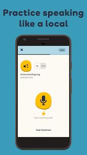 Learn Languages with Memrise Premium – Spanish, French Mod Apk (Premium Unlocked) 3