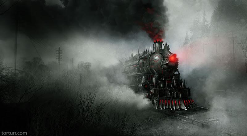 Demon Train, Death