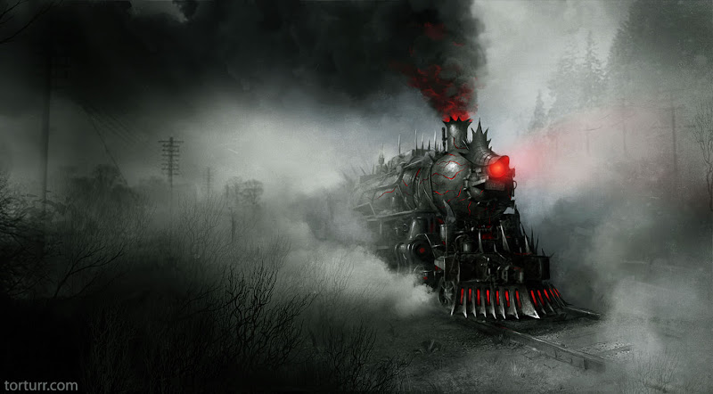 Demon Train, Death