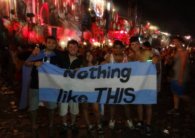 argentinos tomorrowland 2013