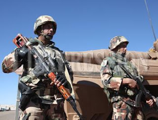 Frontières algéro-libyennes, l'armée réaménage son dispositif