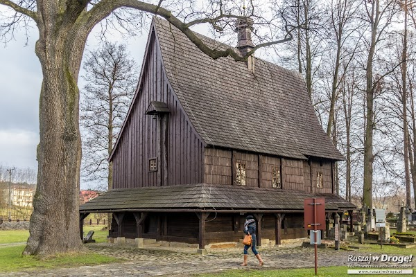 Drewniany kościół w Lipnicy Murowanej