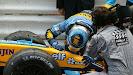 Jarno Trulli wins Monaco in his Renault R24