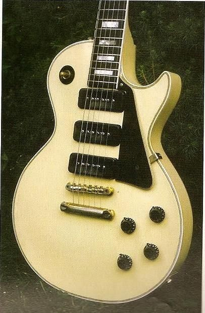 Are There No Sg Les Paul Customs With 3 P90s The Gear Page