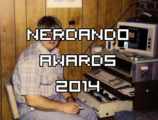 Nerdando Awards 2014