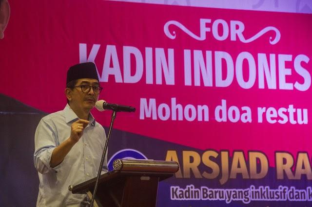 Kompak, Kadin se-Kalimantan Dukung AR Jadi Ketua Umum Kadin