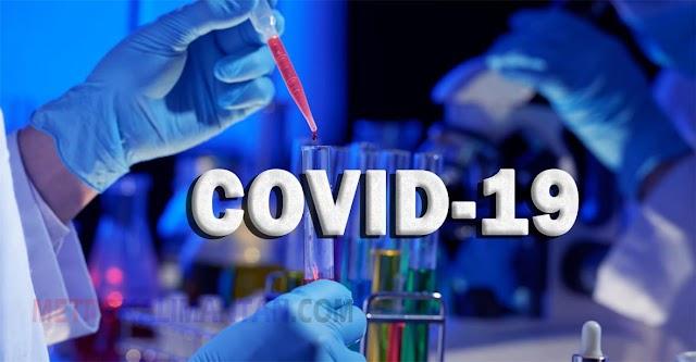 H-1 Jelang PSBB, Positif Covid-19 Melonjak Tembus 101 Terpapar