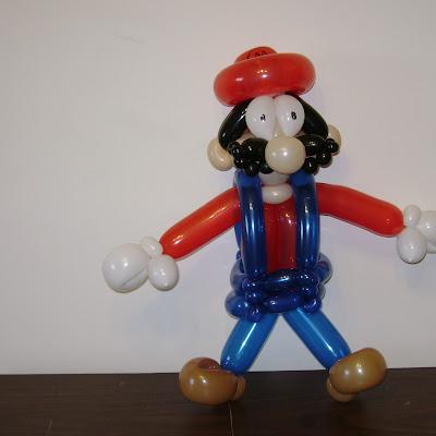 Everyone's favorite plumber!