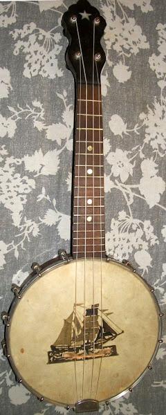 Vega Banjo Ukulele
