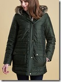 Barbour Ascott Quilted Parka
