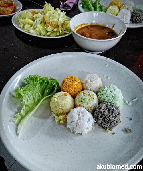 7 jenis nasi yang mewakili 7 benua