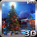 Christmas 3D Live Wallpaper icon