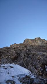 Grand Pic de la Meije et Cheval rouge