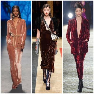 Velvet trend - StylebuzzUK