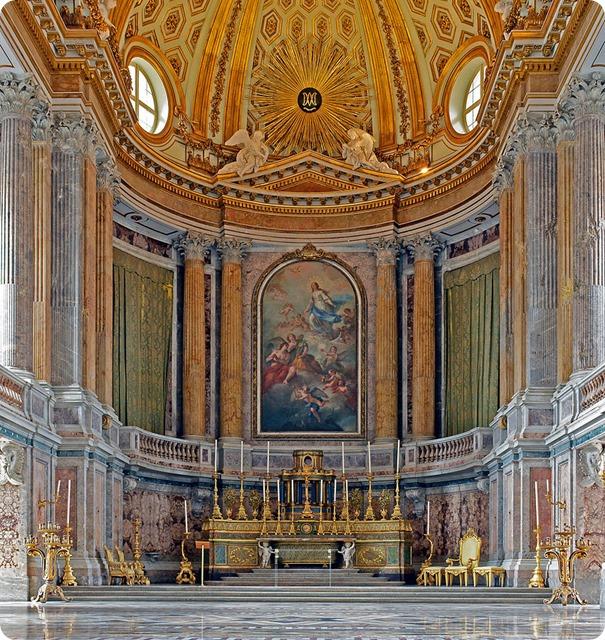 Caserta_-_Palatine_Chapel