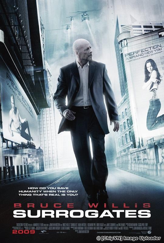Kẻ Thế Mạng - Surrogates (2009)
