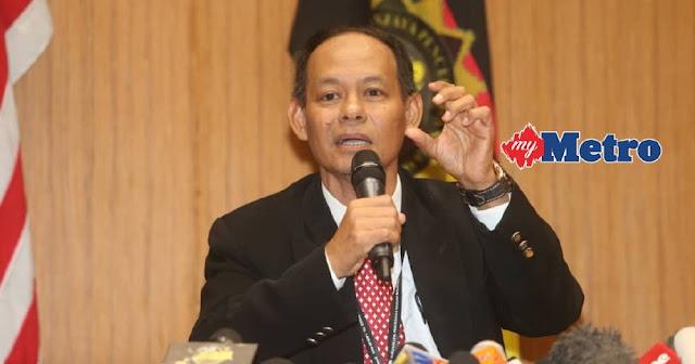 Baru panggil Najib, bukan tangkap...