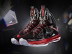 GR - Black/Silver/Red (Nike+)