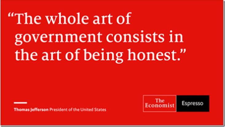 honest gov