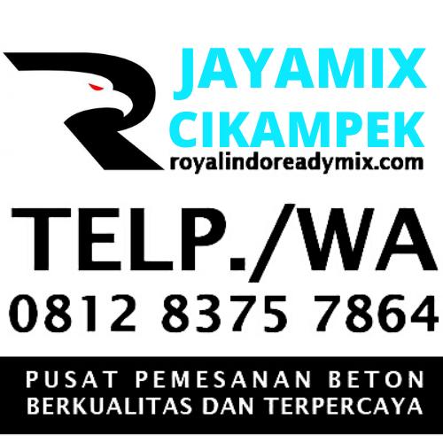 Harga Jayamix Cikampek