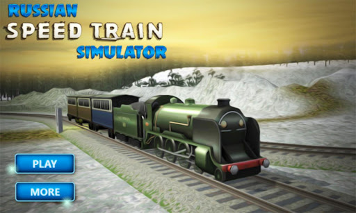 Russian Speed Train Simulator