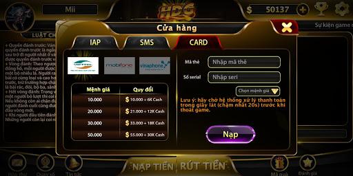 Game bu00e0i nhu1eadn quu00e0 khu1ee7ng - HDG 1.200221 screenshots 18