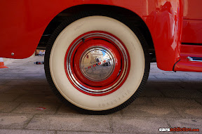 1952 Ford F1 Pickup Wheels