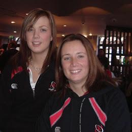 London Irish v Ulster (HC), 9th December 2006