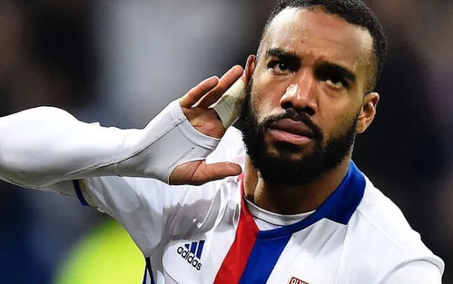 Alexandre Lacazette On Brink Of Joining Arsenal – Lyon President