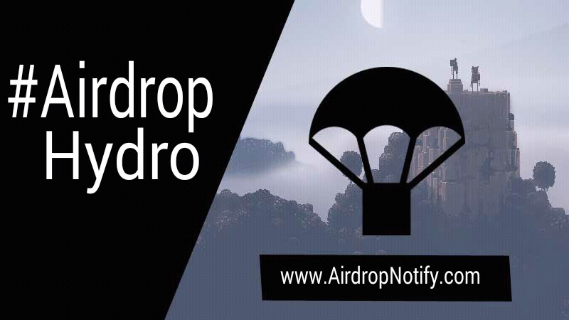 Hydro Crypto Airdrop Alert | Free Airdrop Crypto