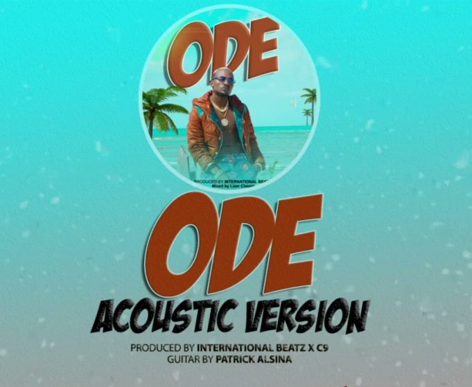 AUDIO: Foby – ODE ( Acoustic Version ) | Download