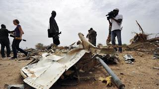 Crash d'Air Algérie: des familles de victimes réclament la « vérité »
