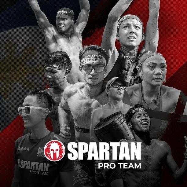 The Spartan Pro team